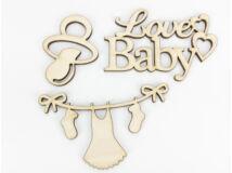 "Natúr fa - ""Love Baby"" csomag"
