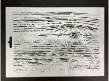 Stencil Mix Media