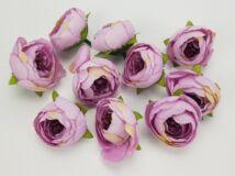 Világos lila begónia fej nagy 10db/csomag