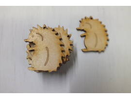 Fa süni  5cm 10db/csomag