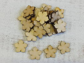 Fa nyárvirág 3cm 30db/csomag