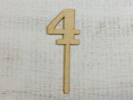 Beszúrható szám 4-es