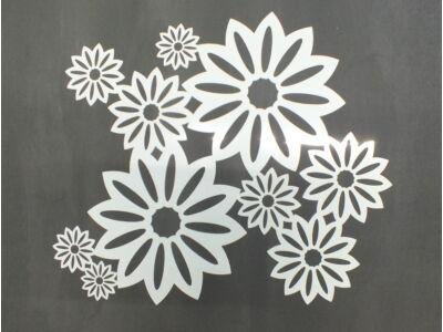 Sablon - Vadvirágok 30cm