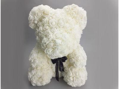 Rózsamaci fehér 36cm