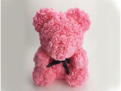 Rózsamaci rózsaszín 36cm