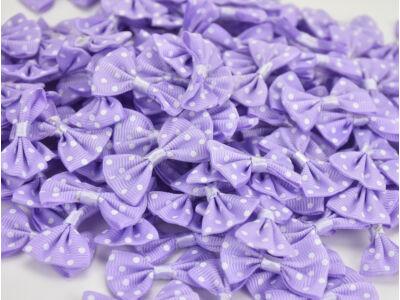 Masni lila pöttyös 500db/cs OKOS ÁR!