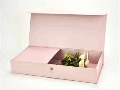 Rózsadoboz rózsaszín