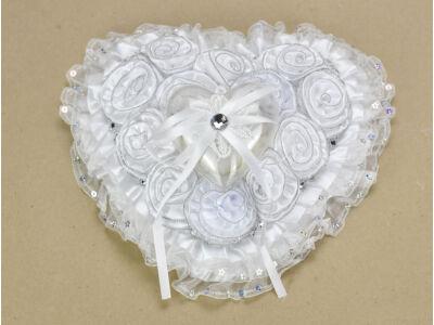 Esküvői gyűrűpárna