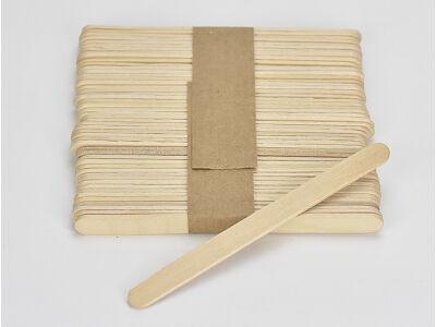 Fa spatula natúr 50db/csomag