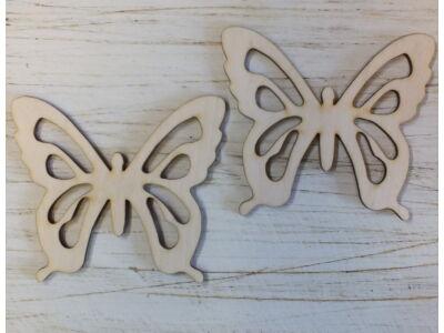 Fa pillangó 2db/csomag
