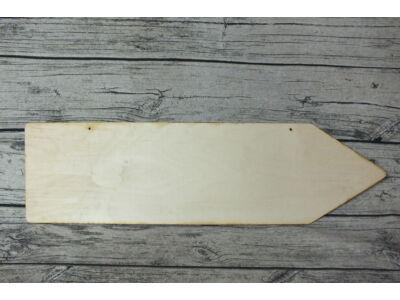 Natúr fa - Nyíl hagyományos 70cm