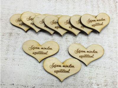 """Natúr fa - """"Szívem minden szeretetével"""""""