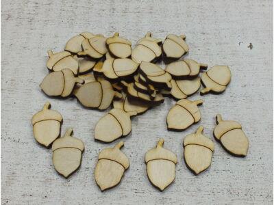 Natúr fa - Makk 3cm 30db/csomag