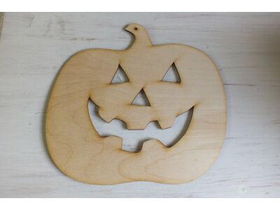 Natúr fa - Halloween tök 24cm