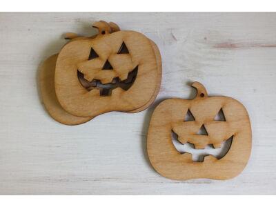Natúr fa - Halloween tök