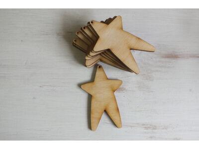 Natúr fa - Country csillag 8cm