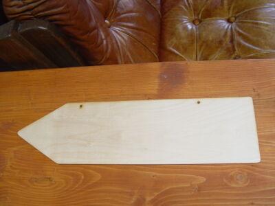 Natúr fa - Hagyományos nyíl 50cm