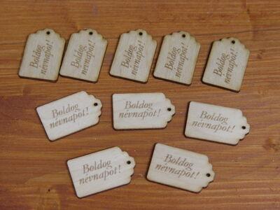 Natúr fa - Scrapbook kisérő táblák