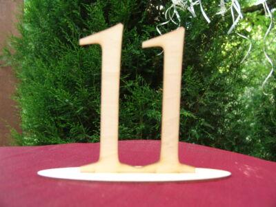 Natúr fa - Asztalszám 11-es