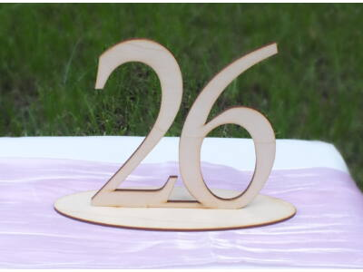 Natúr fa Asztalszám 26-os