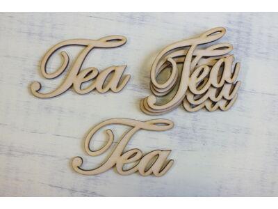 Natúr fa - Tea felirat
