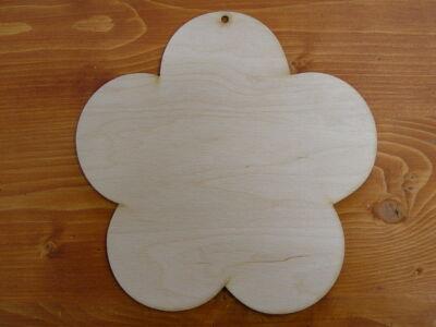 Natúr fa - Virág 24cm