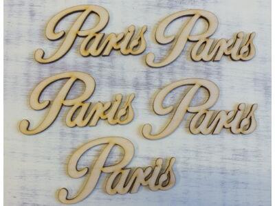 Paris feirat 9,5cm 5db/csomag