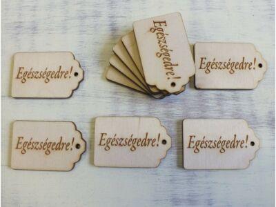 Natúr fa - Scrapbook kísérő táblák