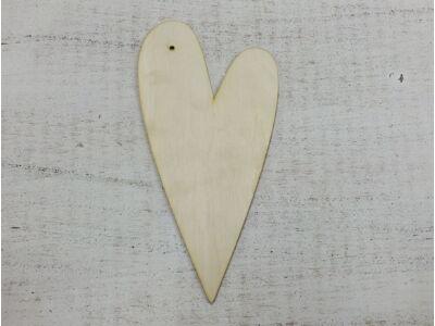 Ferde szív 20cm