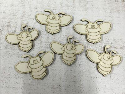 Méhecskék 4cm