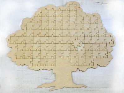Natúr fa - Szerelemfa puzzle-ból