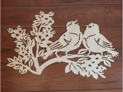 Natúr fa - Énekes madarak 74cm