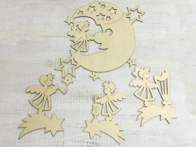 Natúr fa - Jó éjt angyalkák!