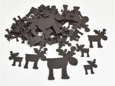 Bamba dámszarvas csoki vegyes 30db/csomag