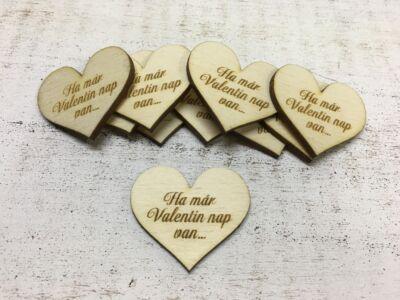 """Natúr fa - Szív """"Ha már Valentin nap van..."""""""