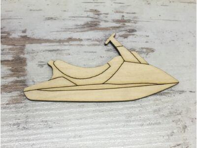Natúr fa - Jetski 9,5cm