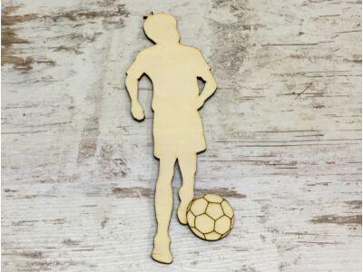 Natúr fa - Focis fiú 16cm