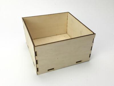 Natúr fa - Dekoláda 14,8x14,8x8,5cm
