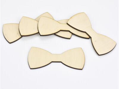 Natúr fa - Csokornyakkendő 5db/csomag