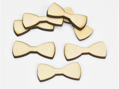 Natúr fa - Csokornyakkendő 10db/csomag