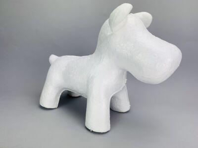 Polisztirol kutya álló alap