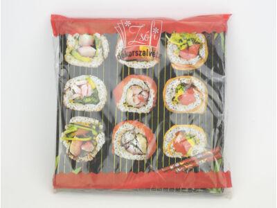 Szalvéta - 9 sushi 15db/csomag