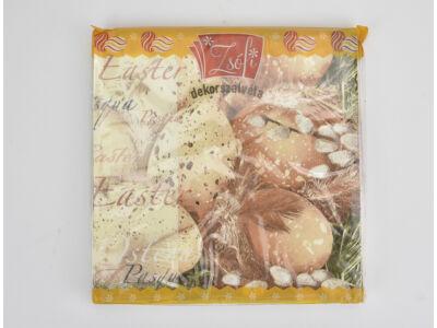 Szalvéta  - Fürj tojás 15db/csomag
