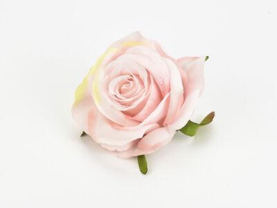 Rózsafej babarózsaszín 5cm