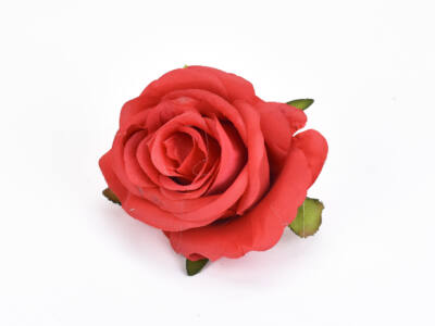 Rózsafej piros 5cm