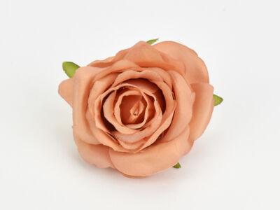 Rózsafej sötét barack 5cm