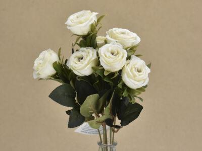 Rózsa csokor provence krém
