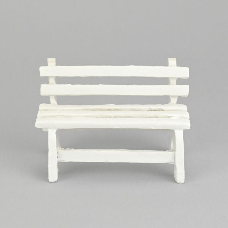 Fehér fa padocska 1db/cs