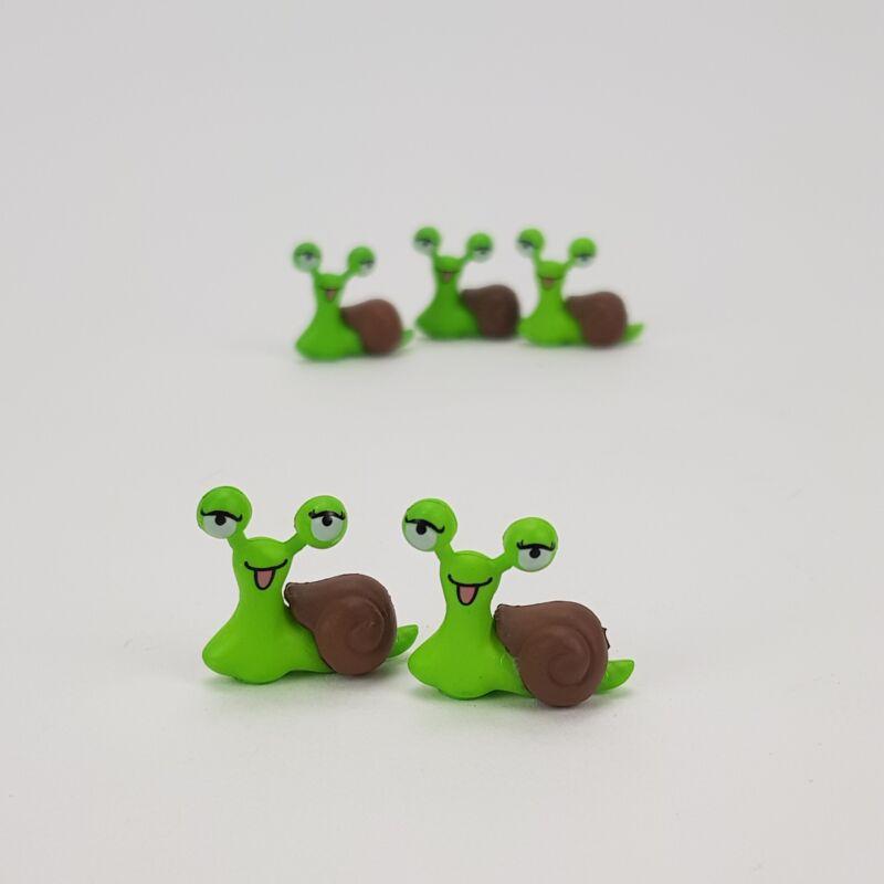 Nagyszemű zöld csiga 5db/cs