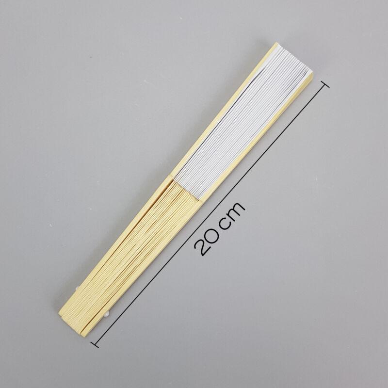 Papír legyező 20 cm